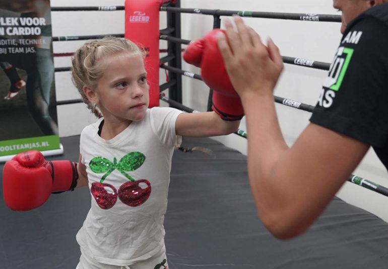 boksen voor kinderen den haag