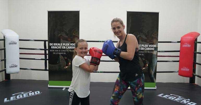 Waarom Ouder Kind Kickboksen leuk is - Sportschool Ockenburgh Den Haag