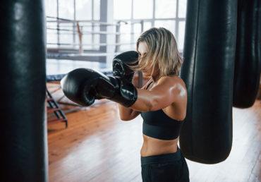 voordeel kickboksen voor vrouwen