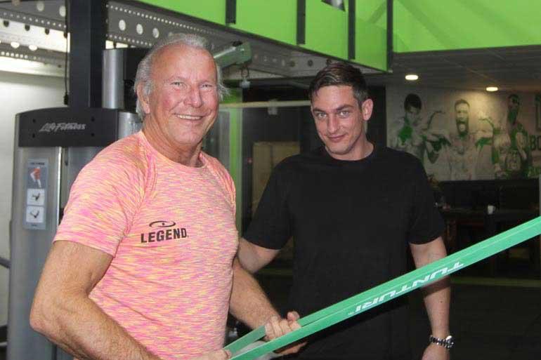 Fitness voor Senioren bij Sportschool Ockenburgh in Den Haag