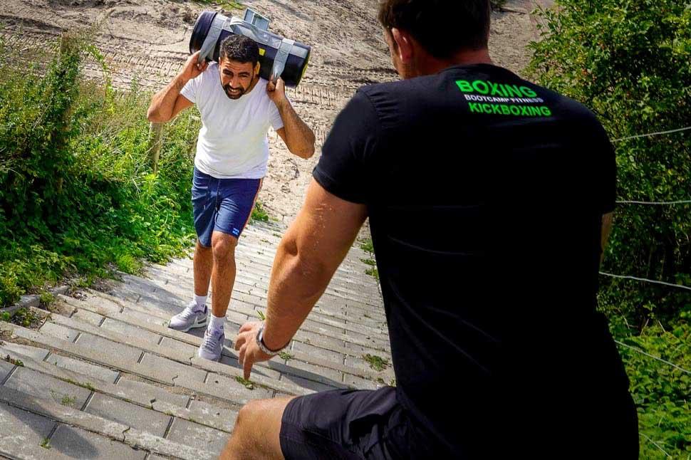 Bootcamp Sportschool Ockenburgh Den Haag