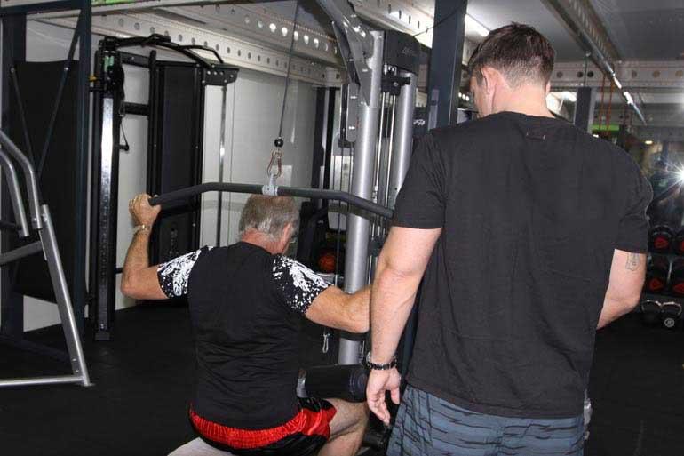 Fitness Senioren Sportschool Ockenburgh Den Haag