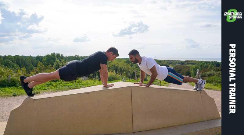Impressie Sportschool Personal Trainer